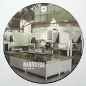 Warmdesk - Place Names, The Place (320 kbp/s MP3)