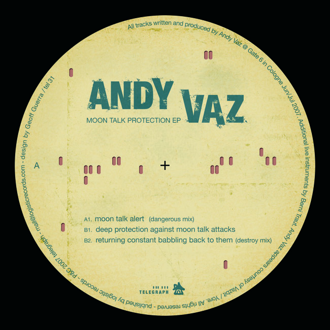 Andy Vaz - Moontalk Alert (320Kbp/s MP3)