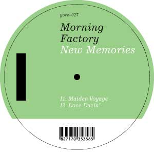 Morning Factory - Cherish (320 kbps MP3)